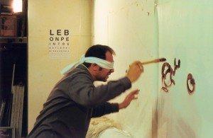 Marcel Bataillard, Le peintre aveugle