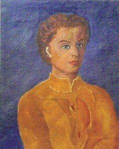 Portrait de Jacqueline, 1960