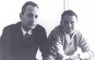 Gonzalo et Christian, 1958