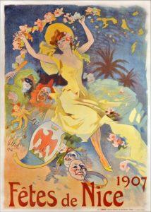 Affiche, Jules Chéret