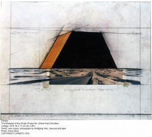 Mastaba 22 x 28 1979