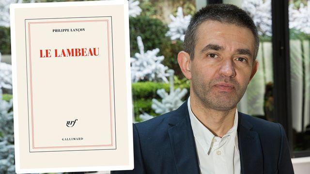 «Le Lambeau», Philippe Lançon, Gallimard, Mai 2018