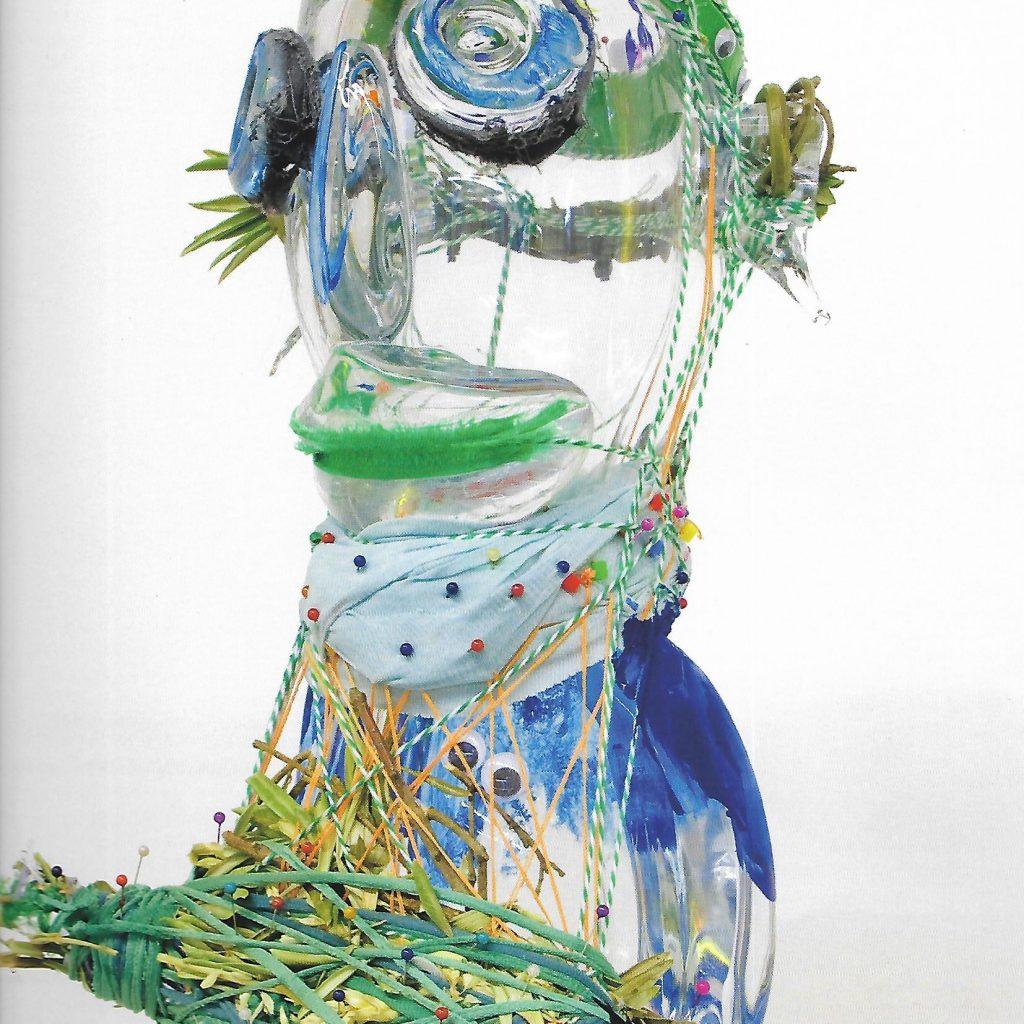 Pascale Martin Tayou « Poupée Pascle (détail) », 2018, Continua : Galleriacontinua.com