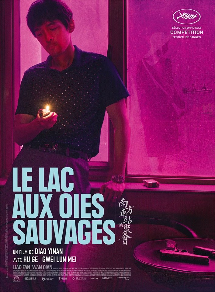 « Le Lac Aux Oies Sauvages », Diao Yinan