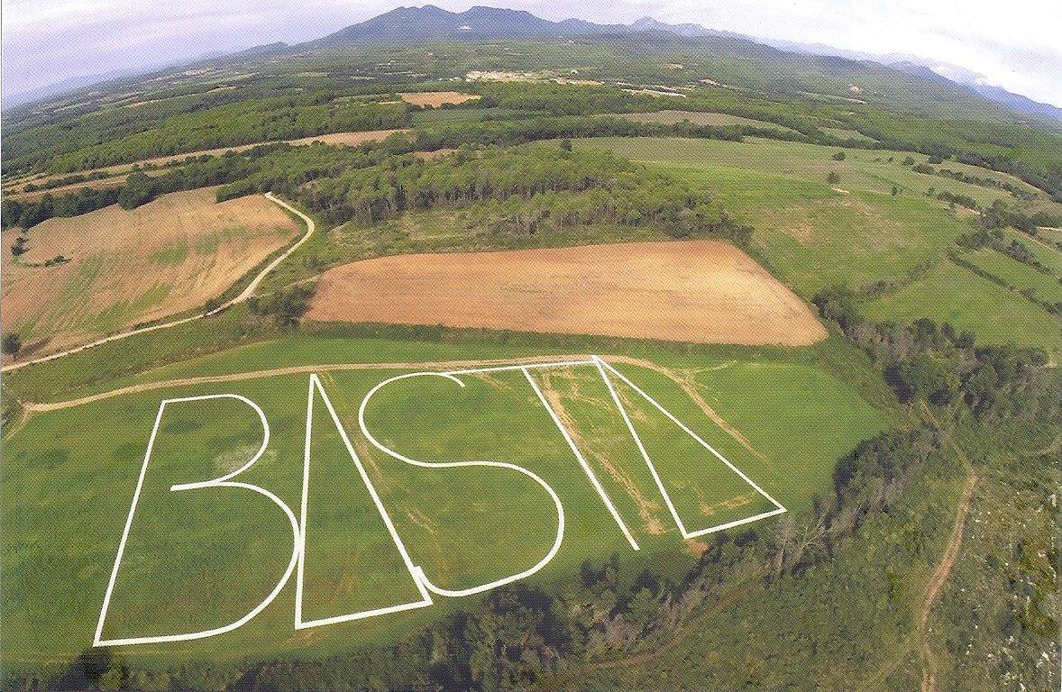 "Philippe Pastor, ""Basta"", Installation Permanente"
