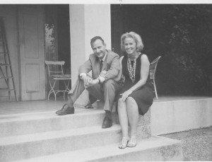 Gonzalo et jacqueline, 1957