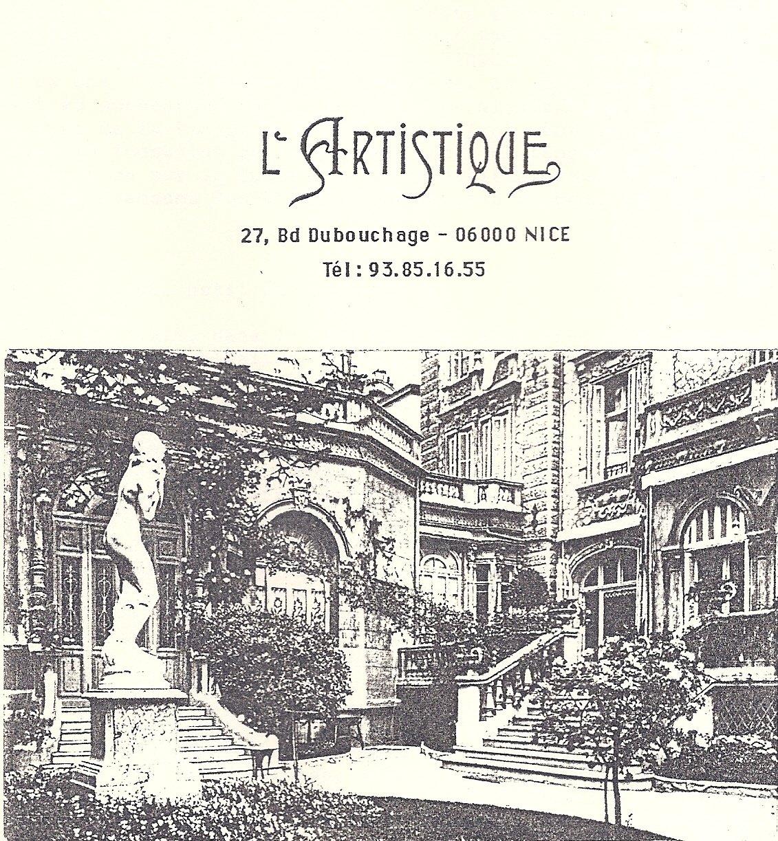 L'Artistique, Devenu Théâtre De La Photographie Et De L'Image