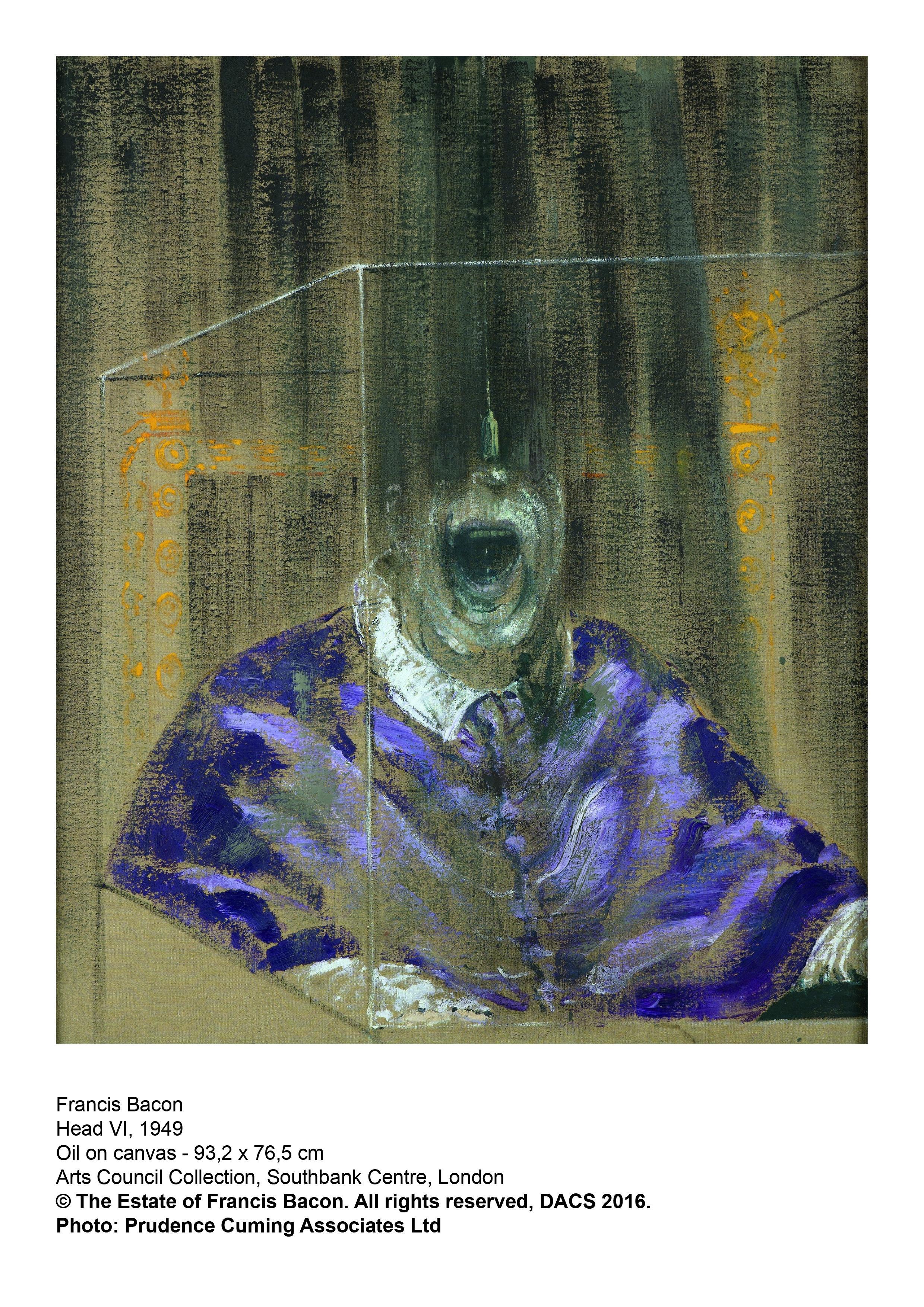 Francis Bacon, Une étonnante Leçon De Peinture