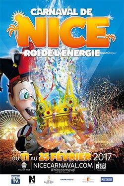 Carnaval 2017, «Roi De L'Énergie»