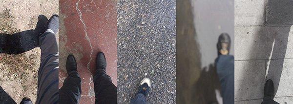 Marcel Bataillard  «Le Sens De La Marche (Catwalk The Line)»