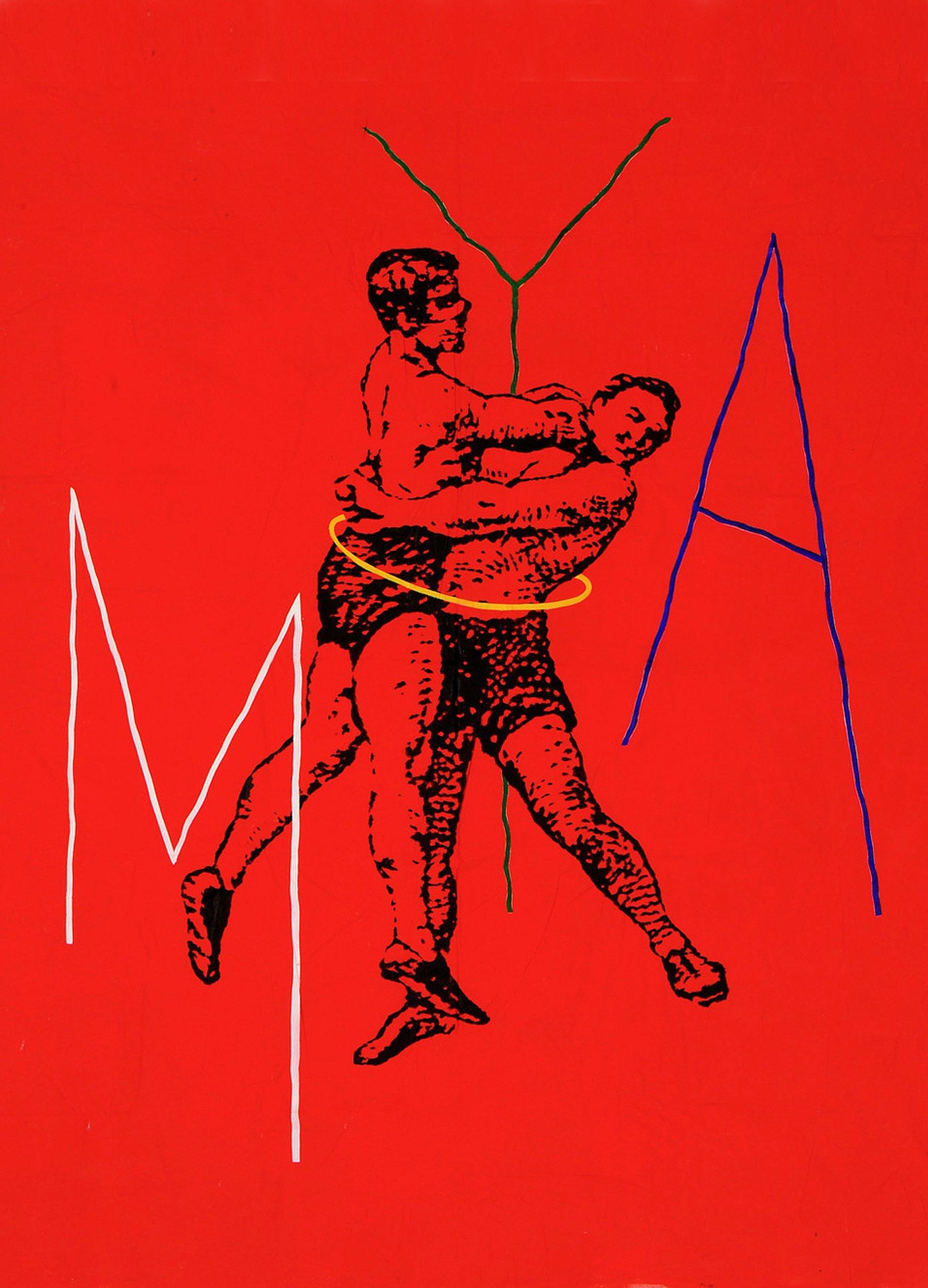 « Le Cas Moya » Galerie Lympia – Port De Nice.