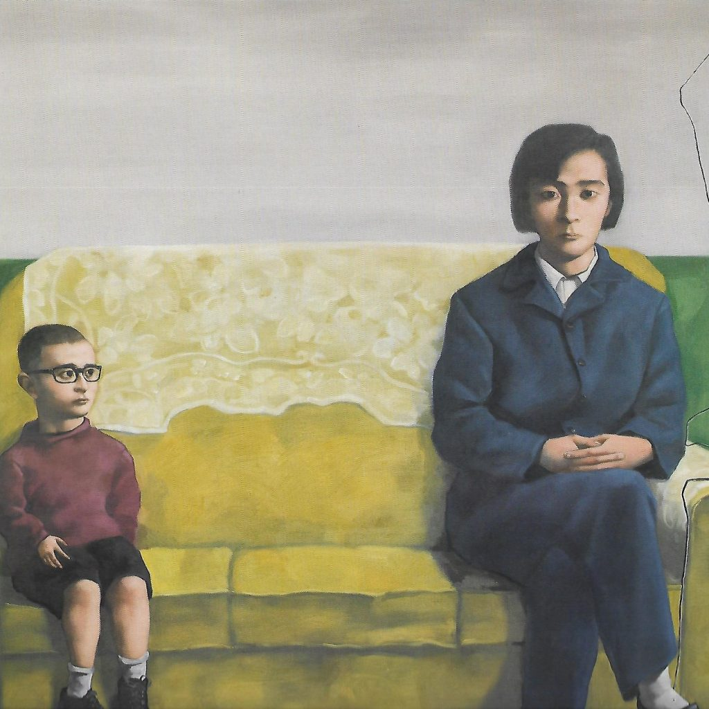 Zhang Xiaogang « My PMother », 2012, Pace: Pacegallery.com