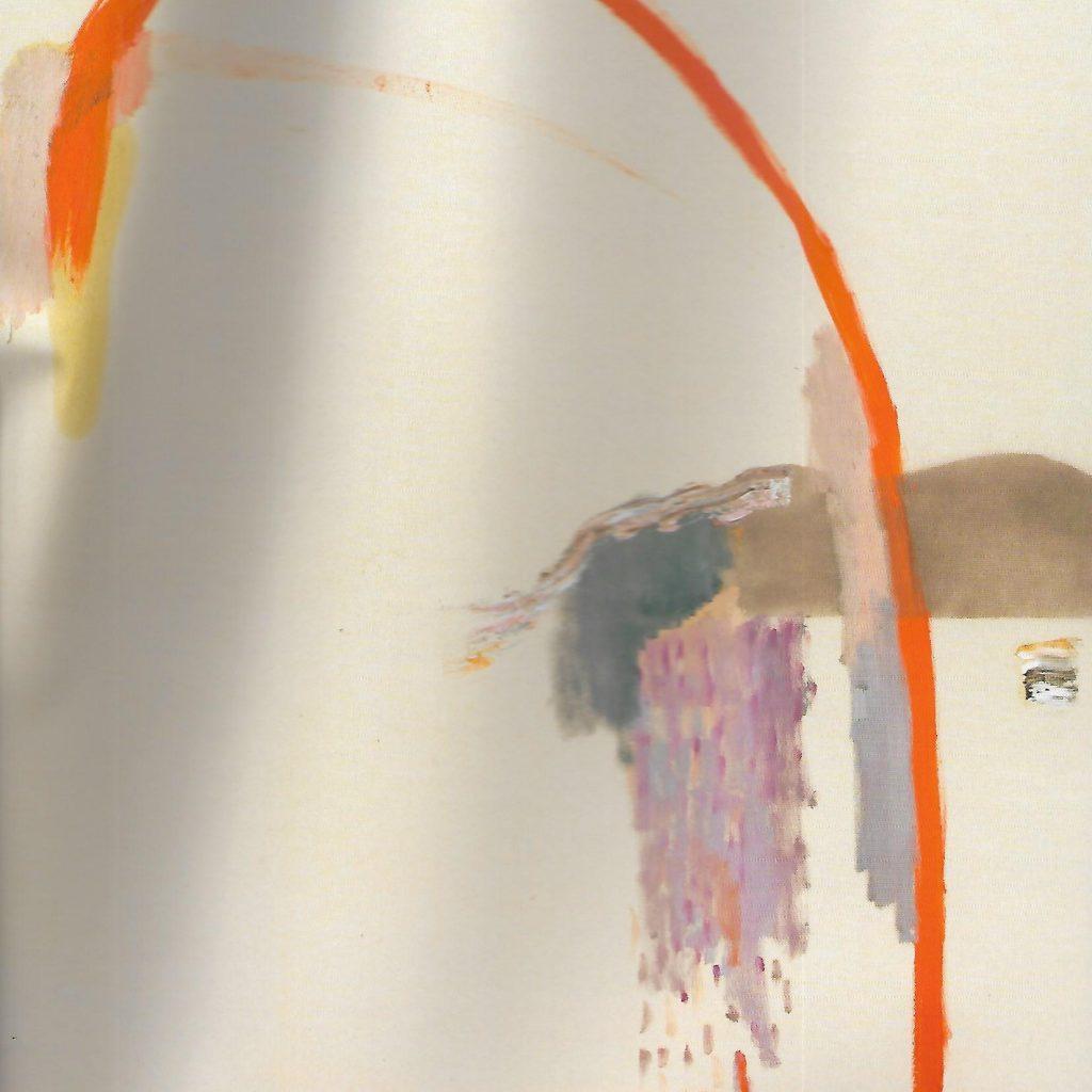 """Benoît Maire """"Peintures De Nuages, Détail"""", 2018, Nathalie Obadia : Nathalieobadia.com"""