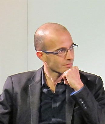Yuval Noah Harari, En 2017.