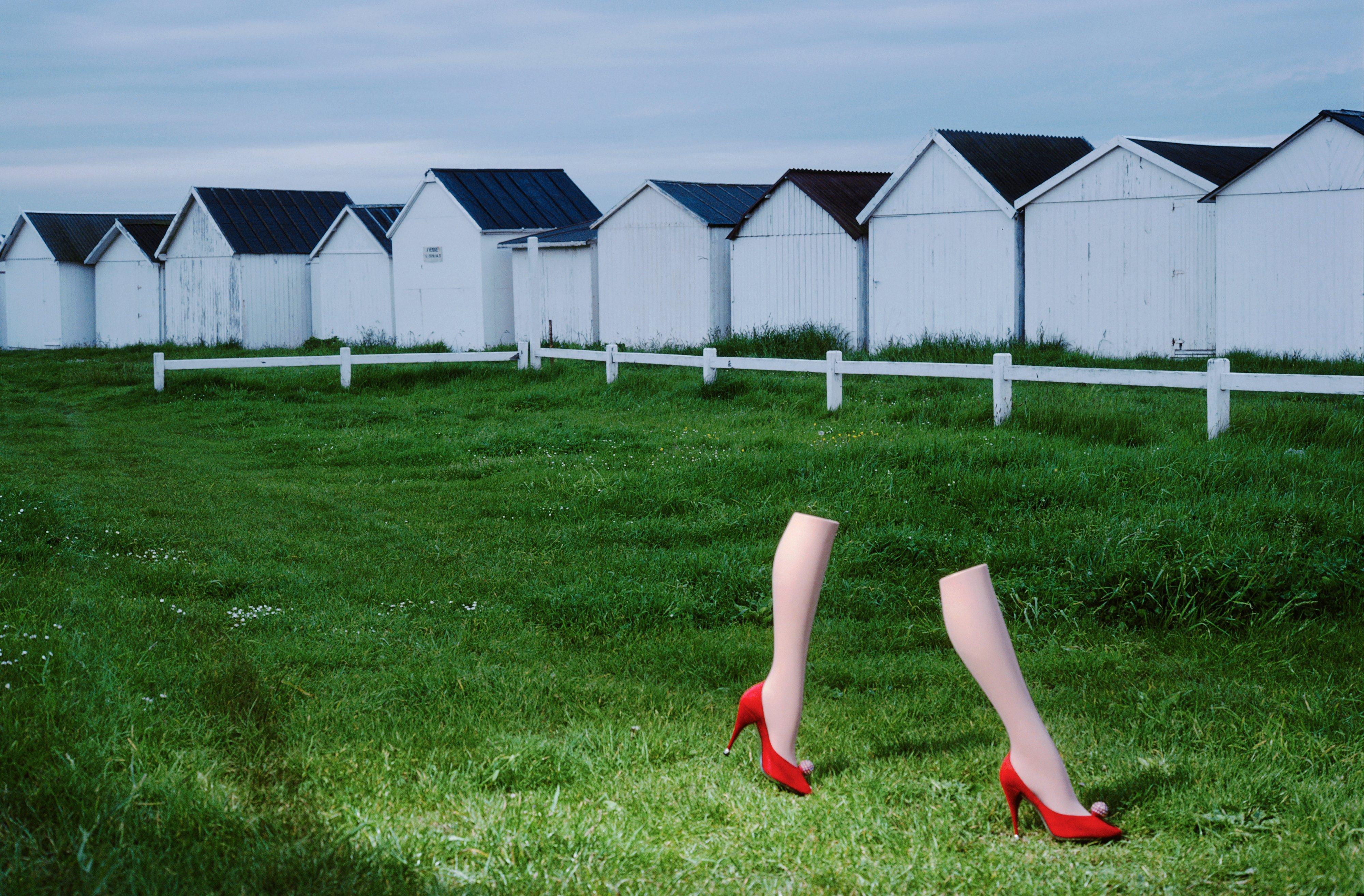 «Zoom» Sur Guy Bourdin, Artiste.