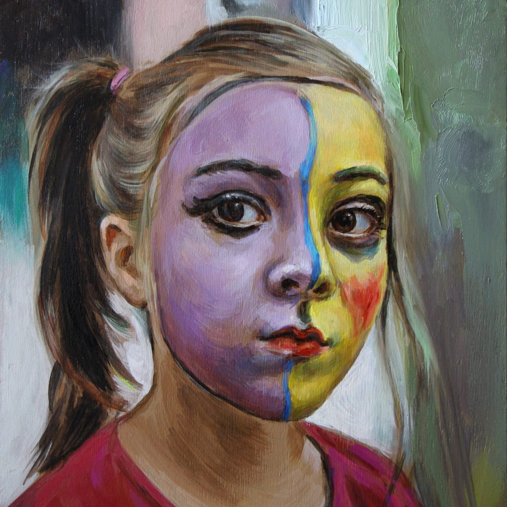 """Florence Obrecht, """"Faire Des Picasso"""", 2019"""