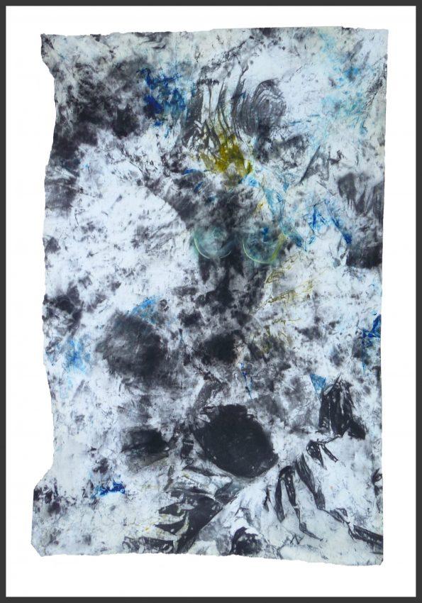 "Louise Caroline, ""Apsara"", 2017"