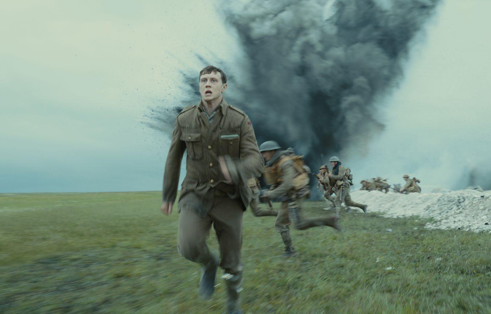 «1917», Une Histoire Un Peu Trop Tranchée… De Sam Mendes