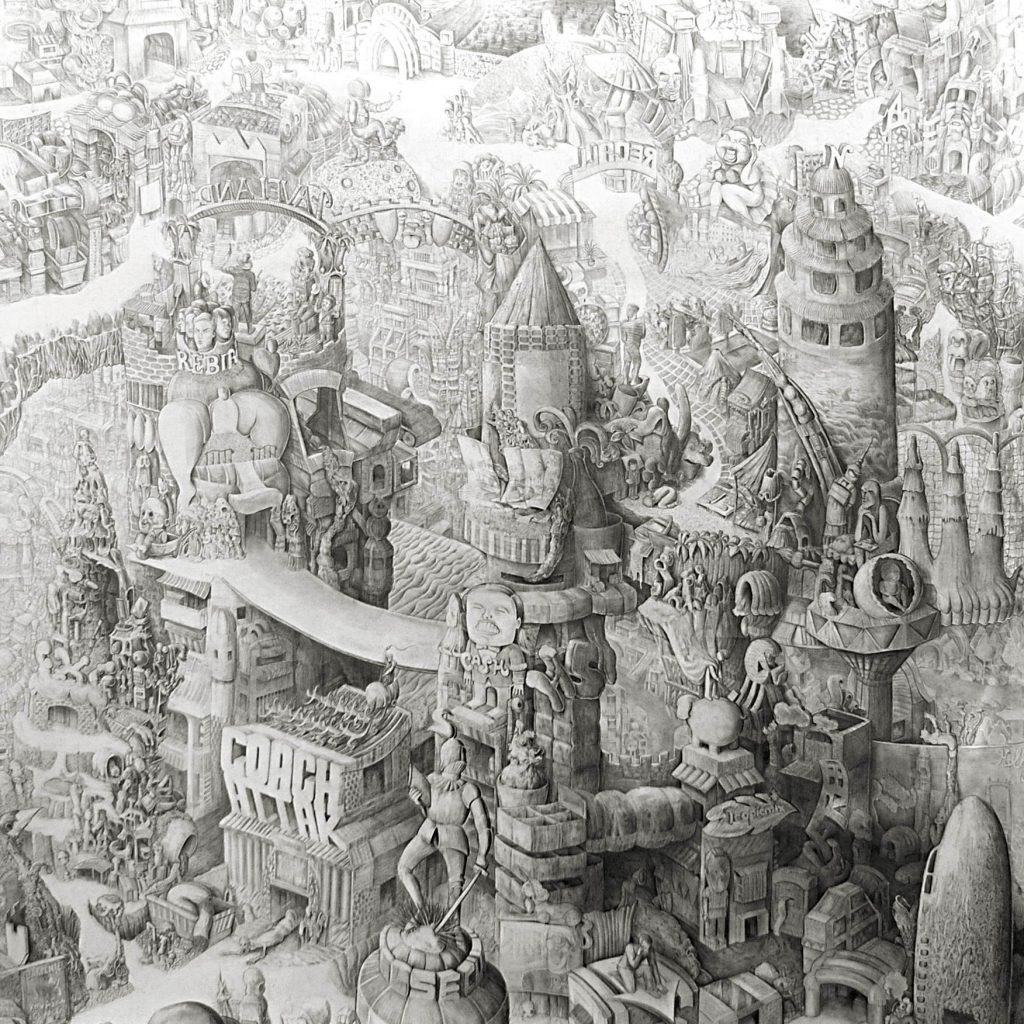 """Quentin Spohn, """"Sans Titre"""", 2013"""