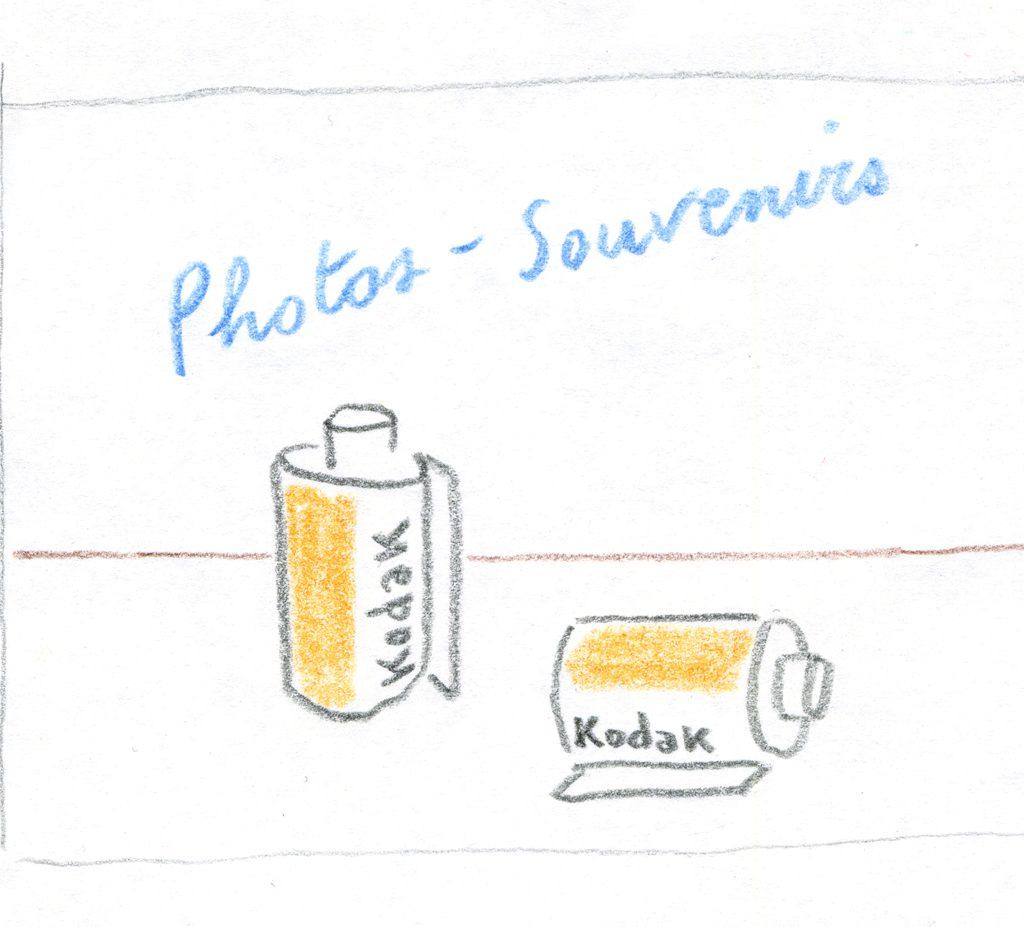 "Benoît Grimalt, ""Photos-Souvenris"", 2012"