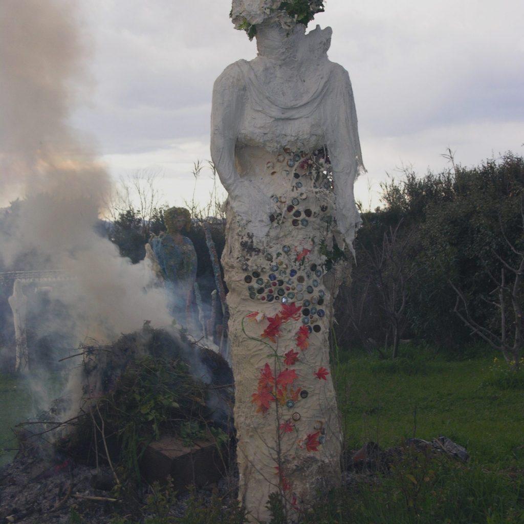 "Michelle Brondello, ""Dans Le Jardin"", 2008"