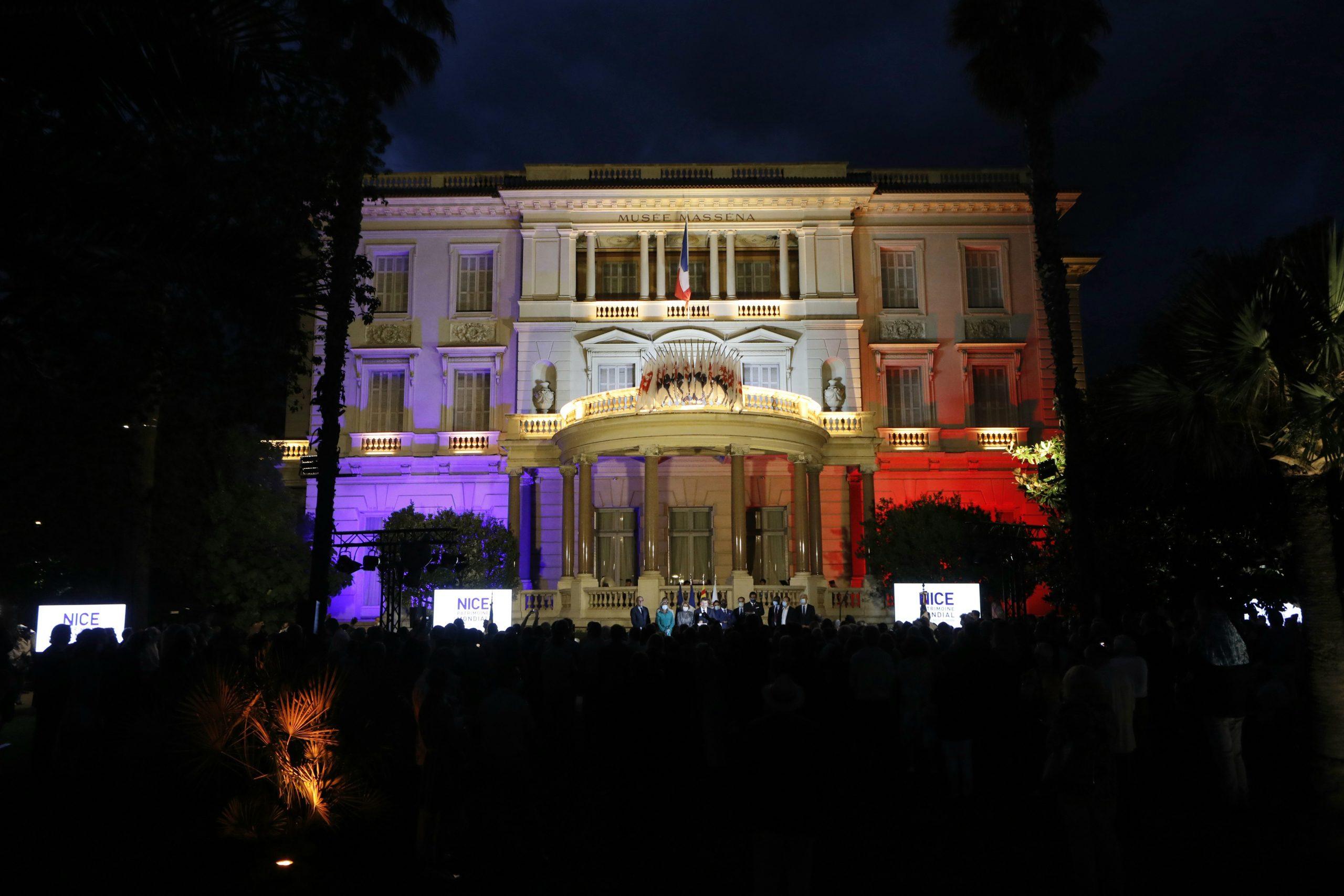Célébration De L'inscription De Nice Au Patrimoine Mondial Par L'UNESCO